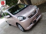 Picture Mira eco idle model import 2014 — Lahore