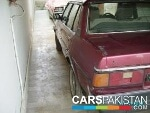 Picture 1982, Maroon Toyota Corolla (Petrol / CNG) For...