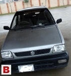Picture Mehran silver color for sale — Rawalpindi