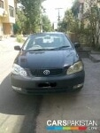 Picture 2006, Black Toyota Corolla (Petrol) For Sale,...