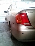 Picture Toyota axio G 1.5 2012 golden color for sale