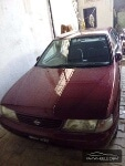 Picture Nissan Sunny GL 1998