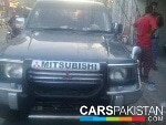 Picture 1994, Grey Mitsubishi Pajero (Petrol / CNG) For...