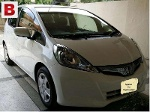 Picture Honda Fit Hybrid Model Fresh Clear October 2014...