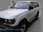 Picture Toyota Land Cruiser 1995