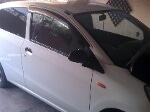 Picture Daihatsu Mira X-Smart 2009 white color for sale