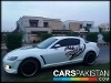 Picture 2003, White Mazda RX 8 (Petrol / CNG) For Sale,...