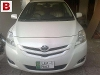Picture Toyota Belta Pearl White 1300 cc — Lahore