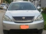 Picture Toyota Harrier - 2.7L (2700 cc) Silver