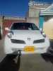 Picture Nissan march white color 2003 -07