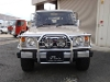 Picture Mitsubishi pajero exceed golden color for sale