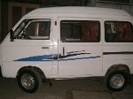 Picture Suzuki Carry daba Bolan white color 2006 for sale