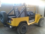 Picture Toyata jeep land cruiser immaculate condition —...