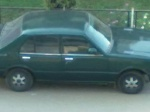 Picture Toyota Corolla 1976 green color for sale