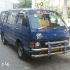 Picture Hiace van in outclass condition