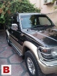 Picture Pajero Intercooler 2.5 Diesel Turbo Jeep 92 7...