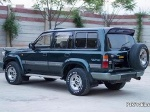 Picture CNG (twin cylinders) 3400cc Land cruiser