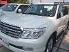 Picture Toyota Land Cruiser - 4.6L (4600 cc) White